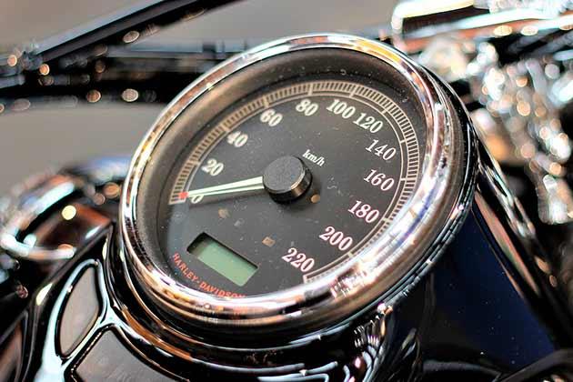 Brugt Harley Davidson motorcykel USA-importen.