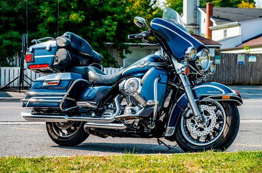 Harley Davidson Electra Gide Ultra Classic